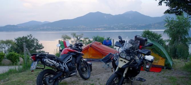 Testfahrt II Mt.Cenis