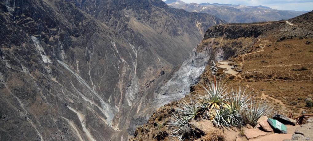 Colcha Canyon