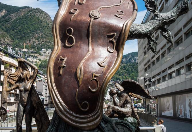 Pyrenäen-Spanien Kurztrip