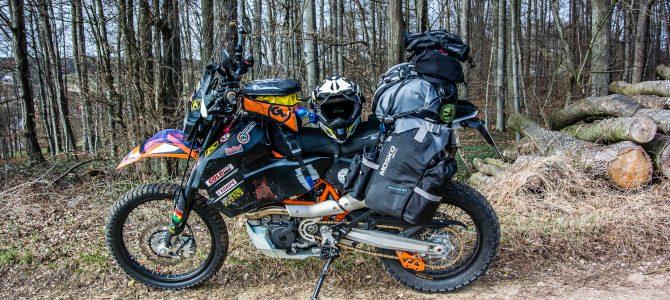 Mosko Moto Reckless 80 V2