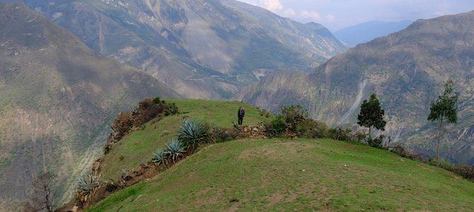 Choquequirao, die kleine Schwester Machu Pichu