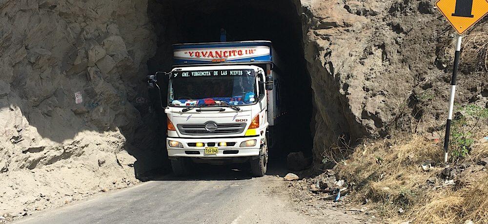 Das Ende in Peru
