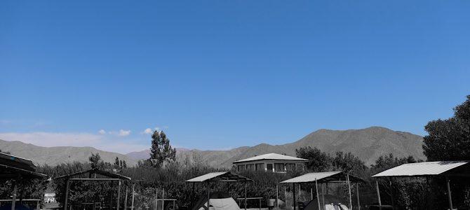 Treffen in Pisco Elqui