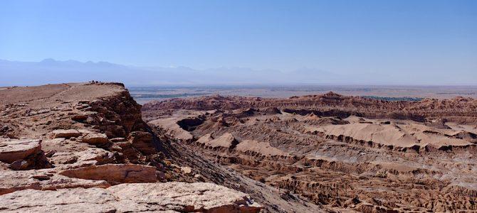 Atacama retour
