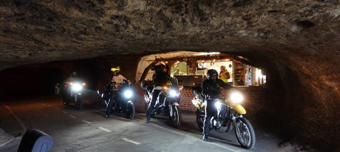 Bikerhöhle Tschechien